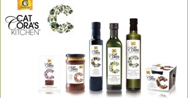 cat cora uses gaea products in her kitchen and her restaurants