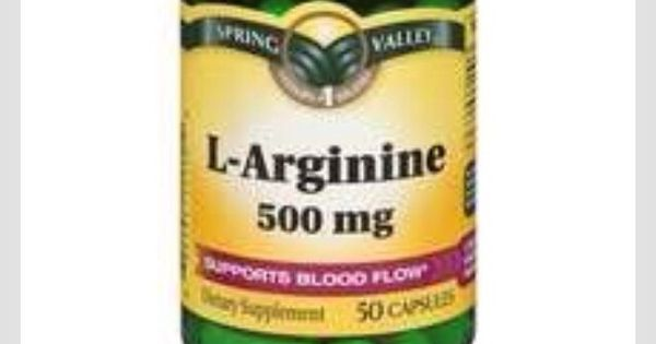 L -Arginine-helps Reduce Belly Fat, Increase Libido And ...