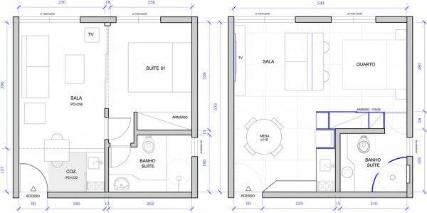 apartment-floorplan Residential plan Pinterest Square meter