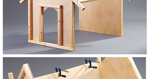 hundeh tte selbst bauen kleine h tten hundeh tten und. Black Bedroom Furniture Sets. Home Design Ideas