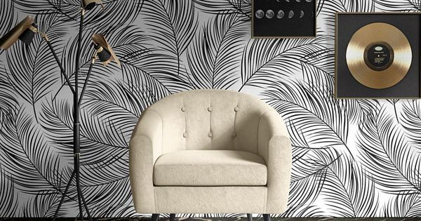 Brush Strokes Wall Stencil Large Wall Stencil Farmhouse Etsy In 2020 Stencils Wall Large Wall Stencil Large Wall