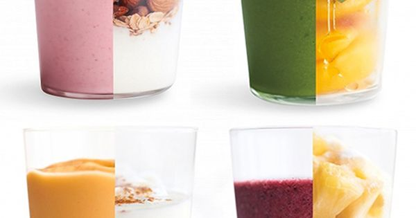 Martha Stewart's Most-Pinned Smoothie Recipes | Healthy and packed with healthy food