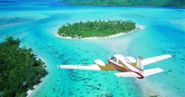 Bora Bora, French Polynesia. On my bucket list!