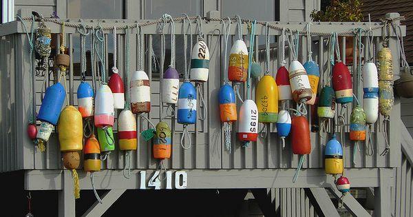 Boule Verre Idee Decoration Bord De Mer