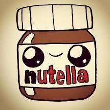 Resultado De Imagen Para Nutella Super Kawaii Dibujos
