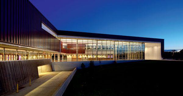CENTRAL MICHIGAN'S EVENTS CENTER. Location: Michigan, USA ...