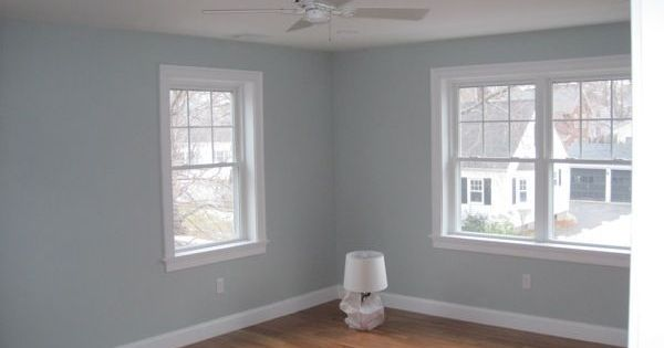 woodlawn blue paint color by benjamin moore pinterest benjamin moore. Black Bedroom Furniture Sets. Home Design Ideas