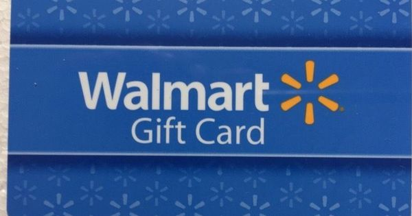 Walmart Gift Card Worth | Gift cards, Walmart and Cards