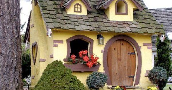Fairy Tale House Fairytale House Cute House Cute Cottage