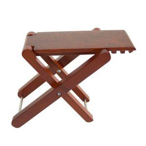 Wooden Footstool For Classical Guitar This Is Classical Guitar Wooden Footstool Adjustable Footstool Footstool