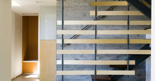 Stairs, industrial design