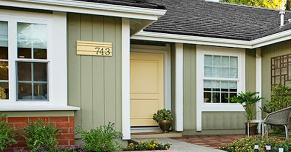 Best 25 Midcentury house numbers ideas on Pinterest