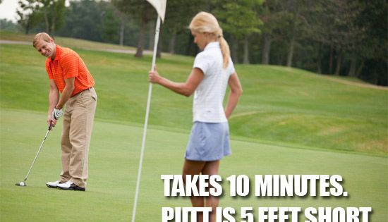 Golfmeme Bestgolfmemes Putting Golf Jokes Funny