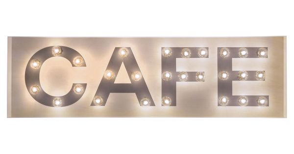 One Kings Lane The Country Kitchen Marquee Light Up