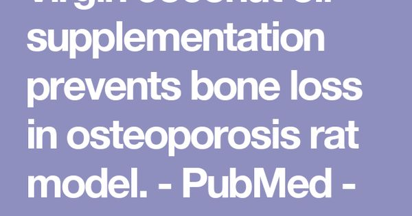 38+ Which of the following is implicated in osteoporosis ideas