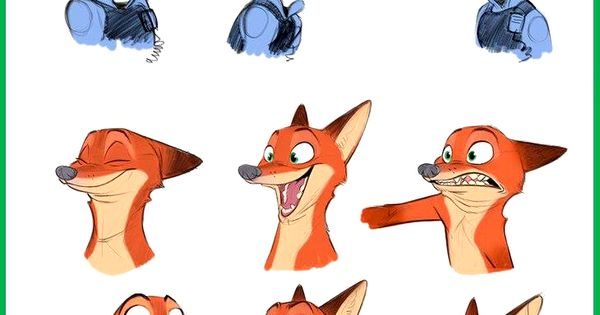 Character Design Zootopia : Zootopia character design by cory loftis animation model