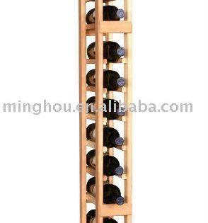 Une Colonne Standard Porte Bouteille De Vin Casier A Vin Porteurs Etageres De Rangement Id Du Produit 448494680 Fre Wine Rack Wine Rack Storage Diy Wine Rack