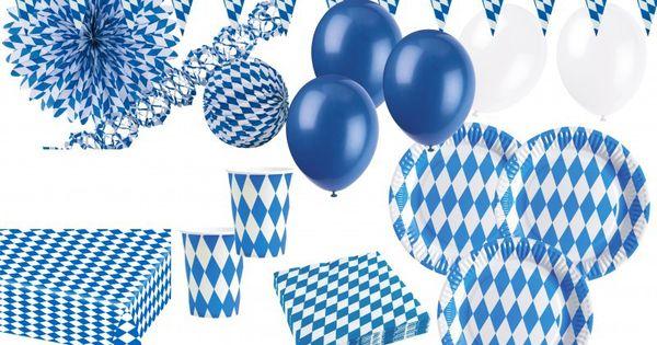 oktoberfest party deko oktoberfest party deko f r dein. Black Bedroom Furniture Sets. Home Design Ideas