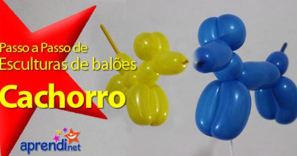 Pin Em Arte Com Baloes