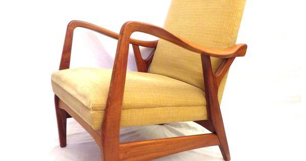 Zeldzame vintage fauteuil van Topform in zeer goede staat met ...
