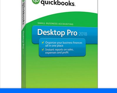 Ad Intuit Quickbooks Pro 2018 For Win Full Version Lifetime Activatio E Delivery In 2020 Quickbooks Pro Business Accounting Software Quickbooks
