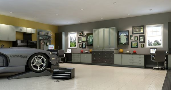 for Design moderno garage per auto