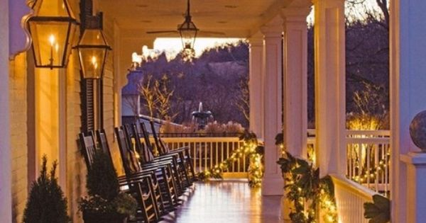 Beautiful porch with decorative brackets and structural for Decorative structural columns