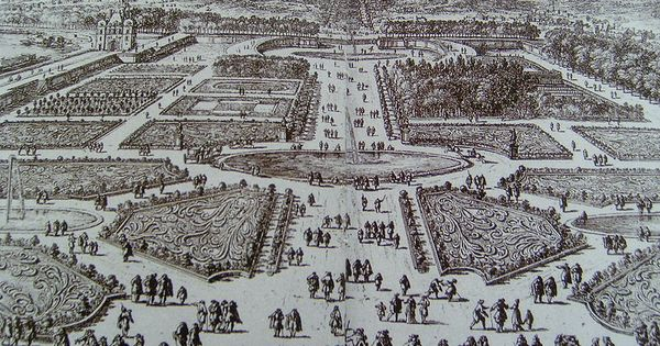 Andr le n tre 1613 1700 architecte paysagiste for Architecte jardin versailles