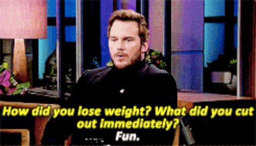 He really, really hates it. | 28 Reasons Chris Pratt Is The