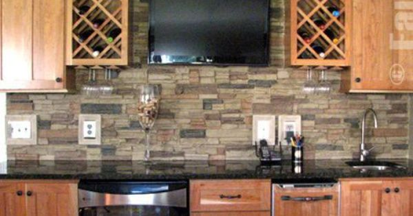 beyond mere paint 7 great kitchen wall ideas wall ideas