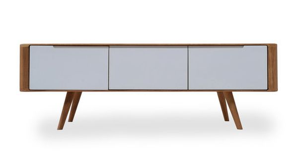 Ena Tv Sideboard De Gazzda Buffets Commode Design Meuble Tv Meuble