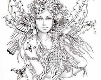 Pin Von Vicki Dominguez Auf Coloriages Ausmalen Ausmalbilder Zeichnungen