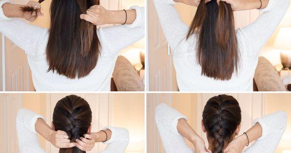 French Braid Hair Styles For Long Hair