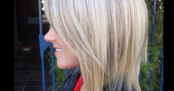 a line hairstyles | long A-Line haircut | Creative Ideas, This is a fabulous hair cut and color!!!!