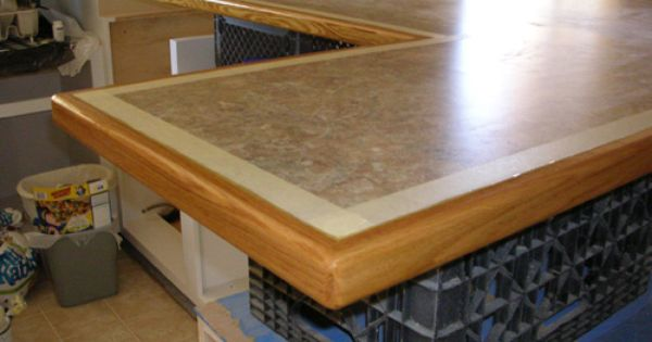 Countertop Edging Trim Bing Images Laminate Countertop