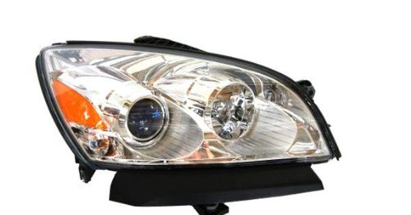 Genuine Saturn Outlook Passenger Side Headlight Assembly Composite Partslink Number Gm2503285 Want Additional Info Headlight Assembly Headlights Car Lights