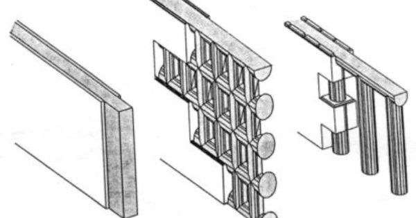 Icf Internal Cavity Differences Building Diagrams