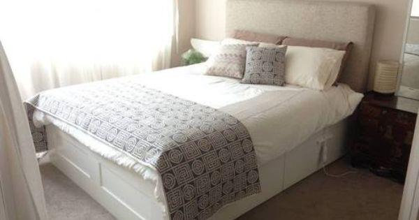 Brimnes Bed Brimnes Bed Home Bedroom Brimnes Headboard
