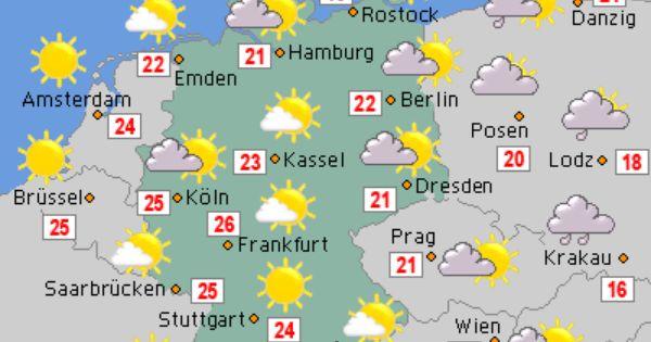 Wettercom Frankfurt