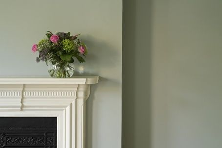 Modern Country Style Case Study Farrow And Ball Blue Gray