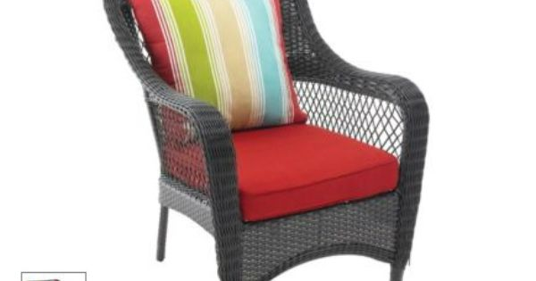 Newport Collection Wicker Patio Chair Canadian Tire 130 Wicker