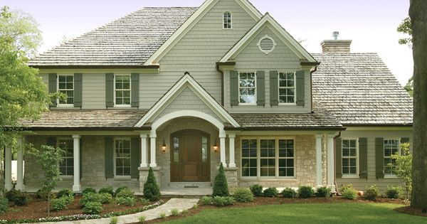 Luca Traditional Home Traditional Two Story Home With Subtle Craftsman Influence From