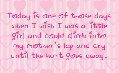 missing mom quotes from daughter | You can get your ...
