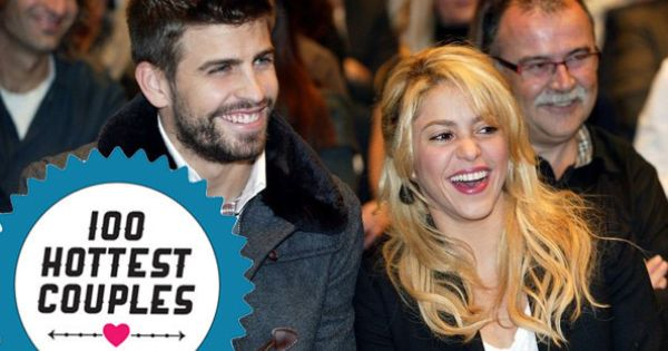 Face Swap of Gerrard Pique and Shakira