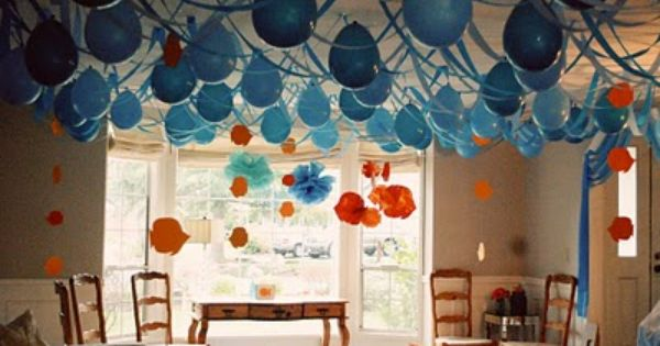 disneyweddinginspiration: Need some Finding Nemo wedding or party decor inspiration? An addition