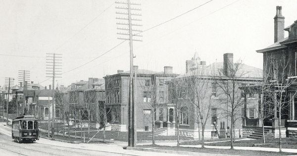 1900 Nashville, TN on West End Ave. | Historic Pictures of Nashville TN | Pinterest | Pictures ...