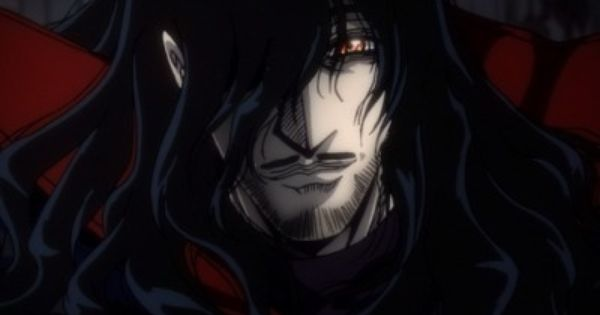 Vladcard Excuse Me While I Faint Eeeee Hellsing Alucard