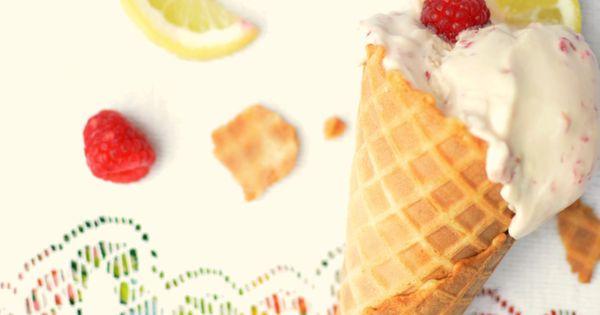 Raspberry Ricotta ice cream | ice cream | Pinterest | Ricotta ...
