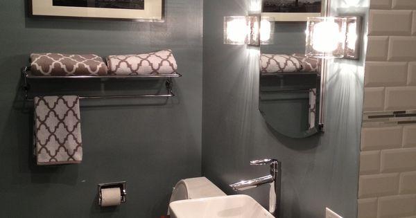 Small bathroom ideas on a budget small modern for Small bathroom goals
