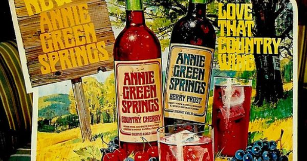Annie Green Springs | My childhood 60 and 70's | Pinterest ...